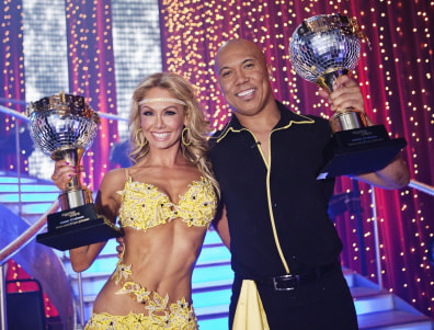 Image: KYM JOHNSON, HINES WARD