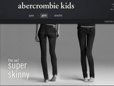 Image: skinny jeans