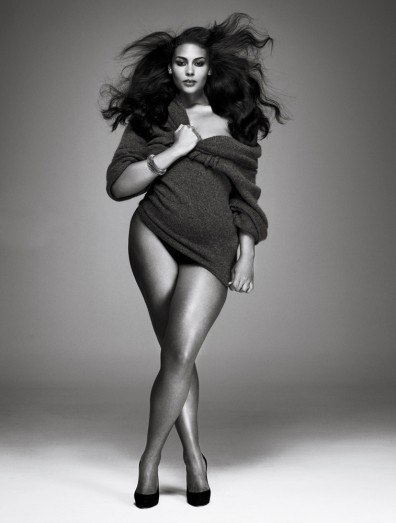 Hottest Plus Size Models 2013