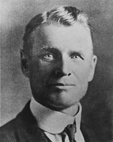 Image: An undated photo of William T. Phillips, claimed by one expert to be Butch Cassidy