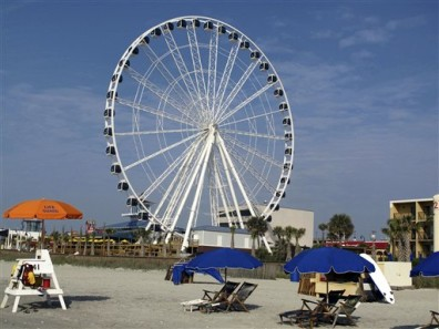Myrtle Beach Gets Super Tall Ferris Wheel Travel