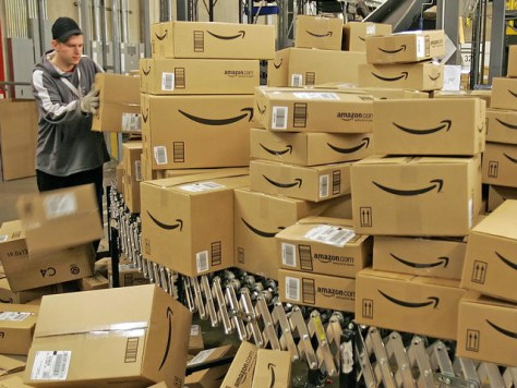 Amazon.com worker