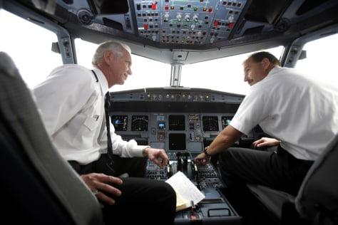 Image: Chesley Sullenberger, Jeff Skiles