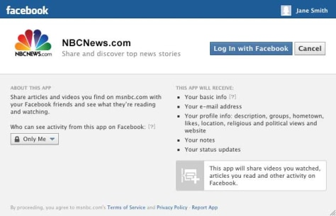 Social viewing on NBCNews com - About | NBC News