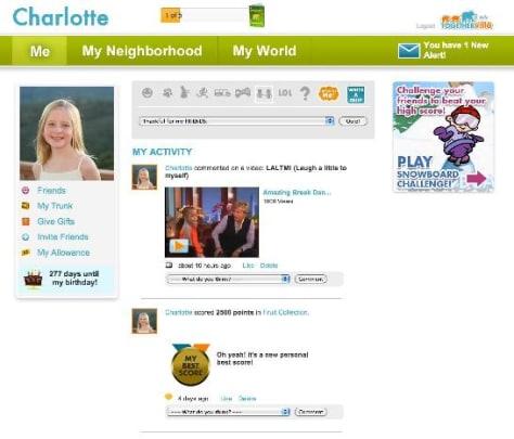 Image: Togetherville screenshot