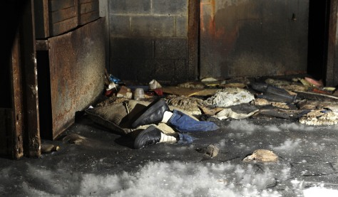 911 Dead Bodies Pictures Image: dead body frozen in ice