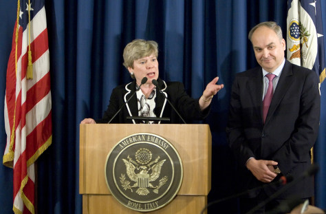 Image: Rose Gottemoeller and Anatoly Antonov