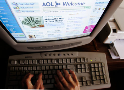 Image: AOL Web site