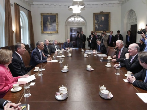 Image: White House meeting