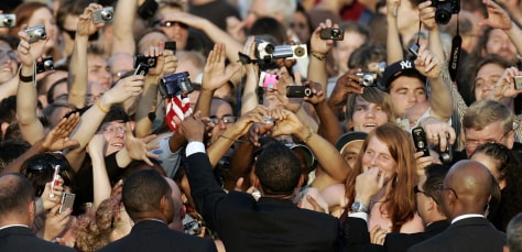 Image: Barack Obama in Berlin