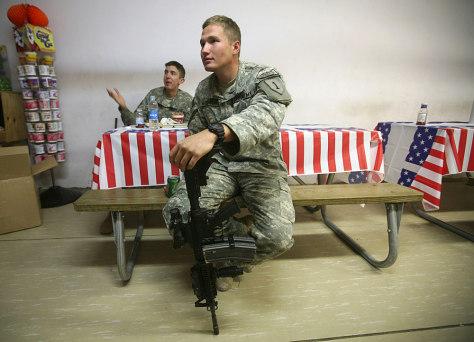 Image: Third Platoon Delta Company