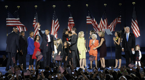 Image: Barack Obama rally