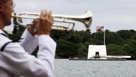 Image: Pearl Harbor Memorial