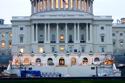 Image: Capitol prepares