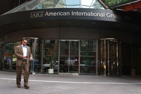 Image: AIG building