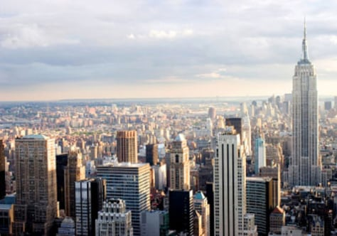 Image: New York City skyline