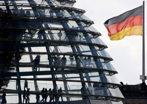 Image: Dome of the Reichstag in Berlin