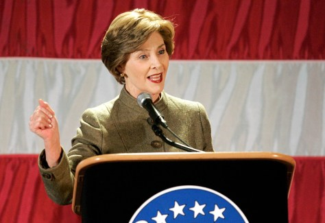 Image: Laura Bush