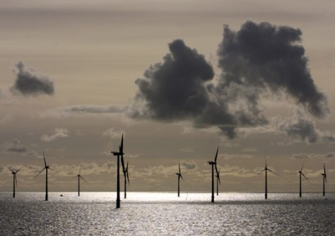 Image: Offshore wind farm