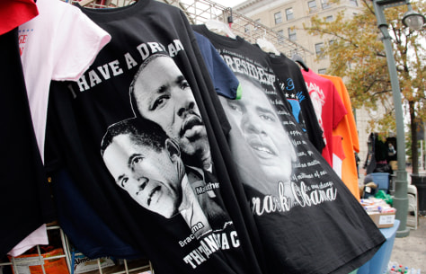 Image: Obama-King T-shirts
