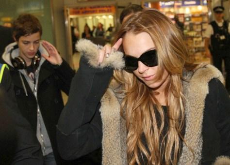 Image: Lindsay Lohan and Samantha Ronson