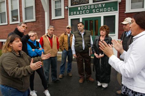 Image: Woodbury school
