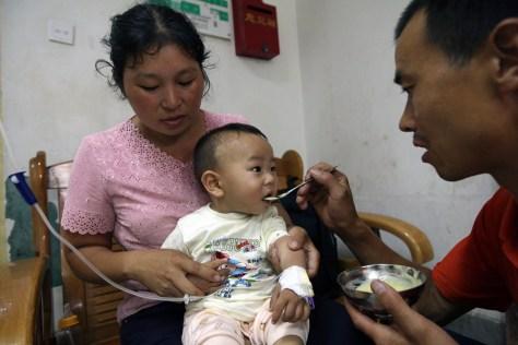 Image: Chinese baby