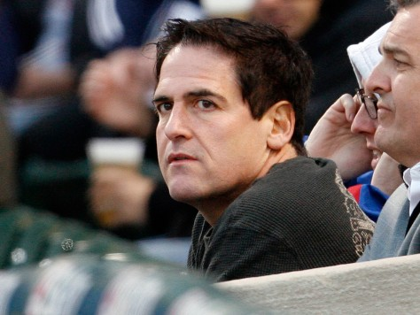 Image: Mark Cuban