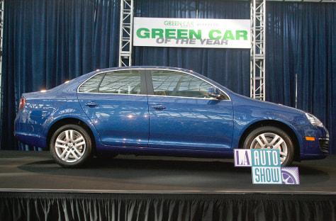Image: Volkswagen 2009 Jetta TDI