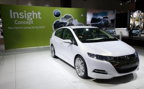 Image: Honda Insight