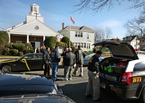 Image: Church shooting in New Jersey