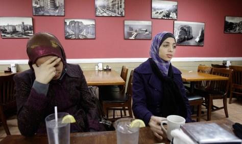 Image: Zaira Abu Baker, Noor Elashi