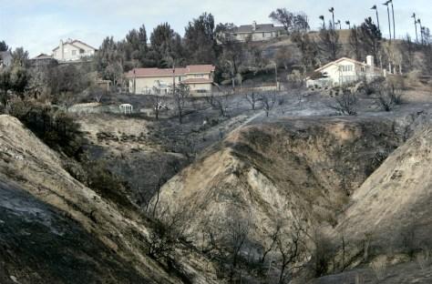Image: Ravines in Yorba Linda