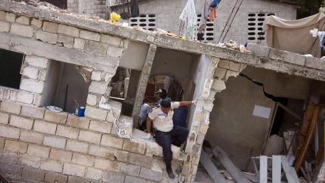 Image: School in Haiti