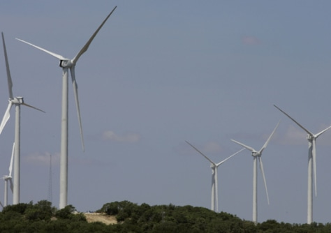 Image: Wind farm