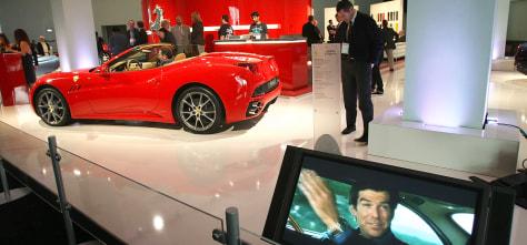 Image: Ferrari California