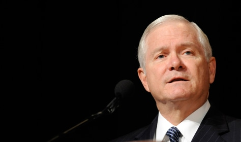 Image: Defense Secretary Robert Gates