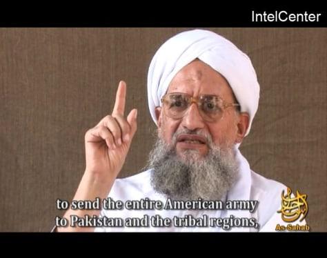 Image: Ayman al-Zawahiri