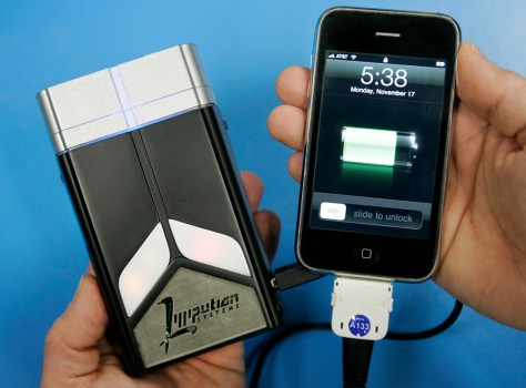 Image: USB mobile power system