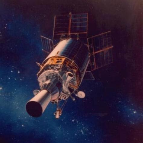 Image: DSP satellite