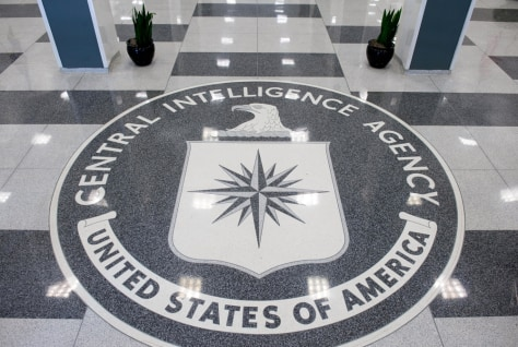 Image: CIA headquarters