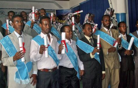 Image: New Somali doctors