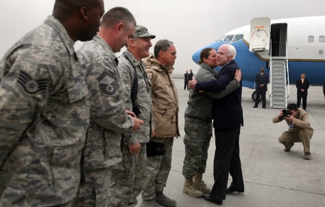 Image: Sen. John McCain