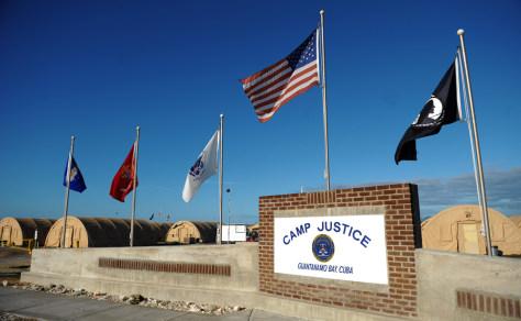 Image: Camp Justice at Guantanamo Bay