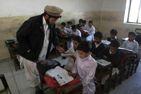 Image: Jamat-ud-Dawa school