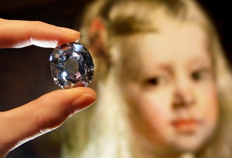 Image: The Wittelsbach Diamond
