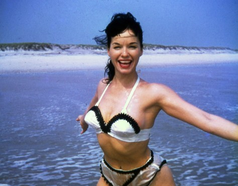 Image: Bettie Page