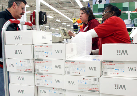 Image: Nintendo Wii sales