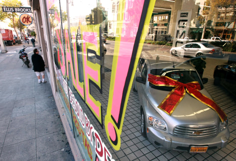 Image: Car Dealership