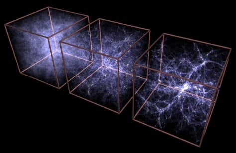 Image: Expansion of the universe
